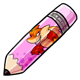 Paffuto Jumbo Pencil