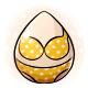 Pale Bikini Glowing Egg