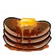 Brown Syrup Pancakes