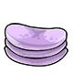 Lilac Pancakes