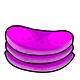 Magenta Pancakes