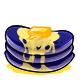 Navy Butter Pancakes