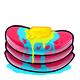 Neon Pancakes