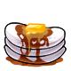 White Syrup Pancakes