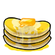 Yellow Butter Pancakes