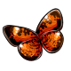 Pearl Crescent Wings