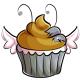 Peasant Fairy Cupcake