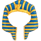 Pharaoh Headdress