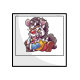 Evil Clown Sybri Photo