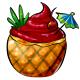 Pineapple Cherry Smoothie