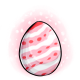 Pink Easter Glowing Egg