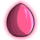 Pink Glowing Egg