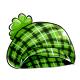 Plaid Flat Cap