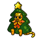 Christmas Tree Chibs Plushie