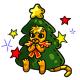 Enchanted Christmas Tree Chibs Plushie