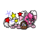 Enchanted Easter Chibs Plushie