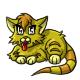 Yellow Chubs Plushie