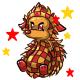 Enchanted Checkered Echlin Plushie