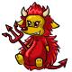 Devil Echlin Plushie