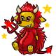 Enchanted Devil Echlin Plushie