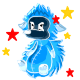 Enchanted Negative Echlin Plushie