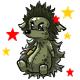 Enchanted Zombie Echlin Plushie