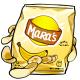 Banana Potato Chips