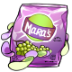 Grape Potato Chips