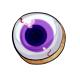 Purple Eye Cookie