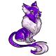 Purple Raulf Pinata
