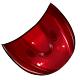 Red Bonnet Hood
