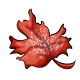 Red Maple Leaf Candy