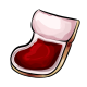 Red Stocking Cookie