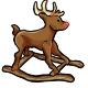 Rocking Reindeer