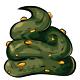 Rotten Corn Poop Plushie