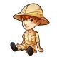 Safari Boy Doll