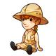 Safari Girl Doll