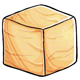 Sand Sugar Cube