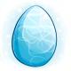 Glowing Sea Salt Egg