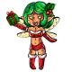 Seasonal Mini Fairy Plushie