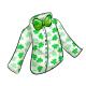 Shamrock Button Up Shirt