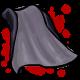 Short Vampire Cape