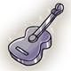 Silver Band Camp Guitar