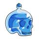 Blueberry Skull Juice