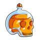 Pumpkin Skull Juice