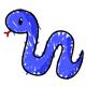 Blue Snek
