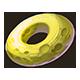 Lemon Space Donut