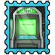 ATM Stamp