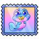 Baby Renat Stamp