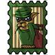 Cat Burglar Stamp